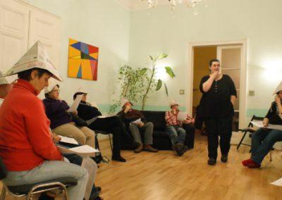 2012 Romeo und Julia-Seminar